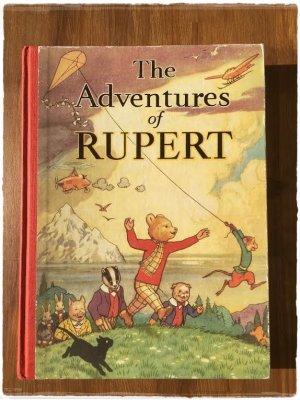 画像1: RUPERT : クマのルパート絵本